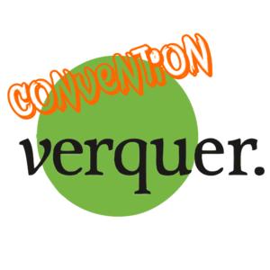 Logo für die verquer. Convention