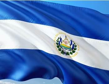 Flagge von El Salvador